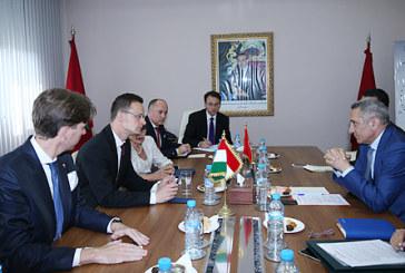 La Hongrie peut servir de hub logistique pour les produits marocains à destination de l'Europe, la Russie et les pays du Balkans