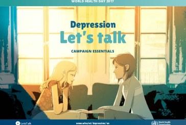 La dépression au cœur du débat