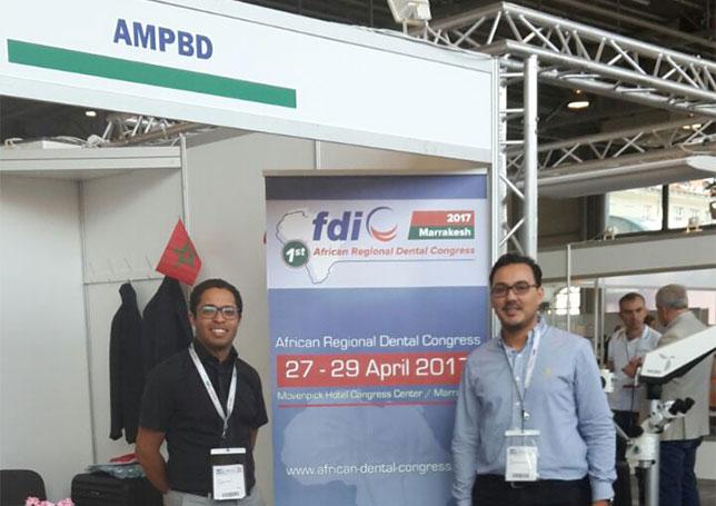 1er Congrès Régional Dentaire Africain de la FDI