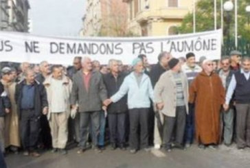 Algérie: Plusieurs blessés dans la répression violente d'une marche des retraités de l'armée
