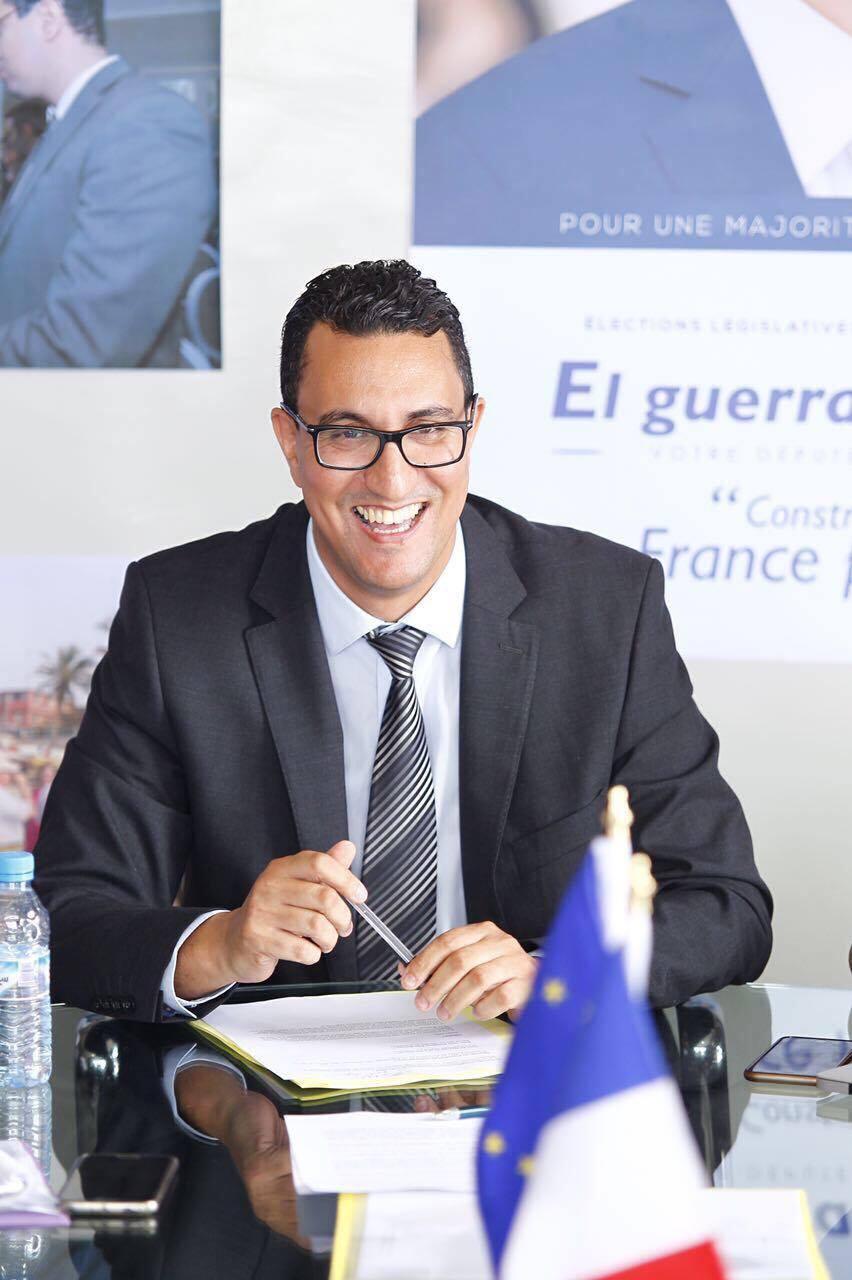 Le Comité ''En Marche'', de Casablanca exprime son soutien à M'jid El Guerrab