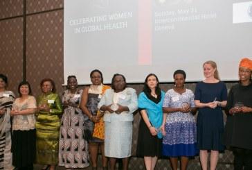 GE Healthcare et Women in Global Health annoncent les premiers Prix annuels des Héroïnes de la Santé