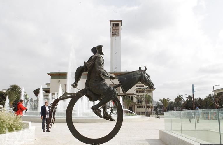 Place de Mohammed V