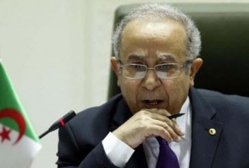 Algérie: Un nouveau gouvernement sans Ramtane Lamamra