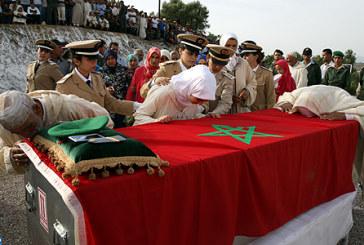 Obsèques à Retba du militaire du contingent des FAR de la MINUSCA décédé en Centrafrique