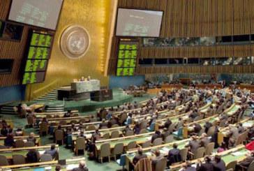 L'Assemblée Générale de l'ONU inflige une défaite cinglante à l'Algérie face au Maroc