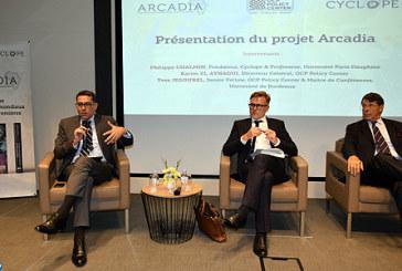 Lancement à Paris du rapport ARCADIA qui s'intéresse à l'Afrique
