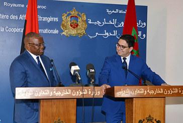 L'Angola salue la contribution du Maroc à sa lutte pour l'indépendance et les efforts du Royaume pour la paix