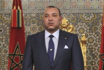 SM le Roi et le Chef de l'Etat congolais lancent les travaux de construction du point de débarquement aménagé de Yoro à Brazzaville