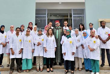 SM le Roi inaugure un centre de soins de santé primaires à l'arrondissement Sidi Othmane à Casablanca