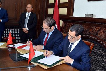 19è session de la Haute commission mixte maroco-tunisienne: signature de 10 conventions dans différents domaines
