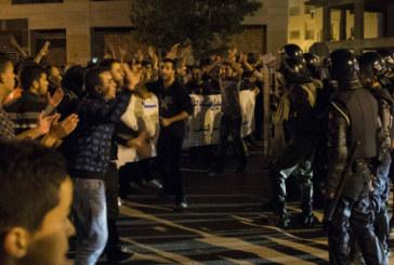 La police provinciale d'Al Hoceima dément catégoriquement les accusations selon lesquelles un véhicule de police a foncé volontairement sur un manifestant
