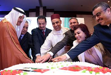 L'ambassade du Maroc à Amman offre une réception en célébration de la Fête du Trône