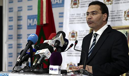 """Le gouvernement travaille """"sérieusement"""" pour le rapatriement des Marocains bloqués en Libye"""