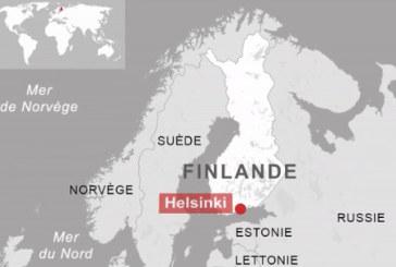 Finlande : Une voiture fonce sur la foule à Helsinki
