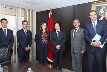 Le renforcement de la coopération touristique au centre d'entretiens maroco-dominicains