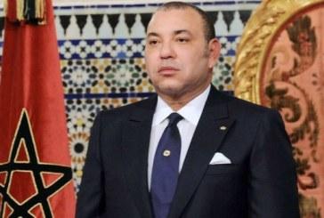 SM le Roi reçoit le président de la Commission de l'Union Africaine