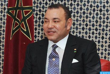 Le Prince héritier d'Arabie Saoudite félicite SM le Roi à l'occasion de la Fête de la Jeunesse