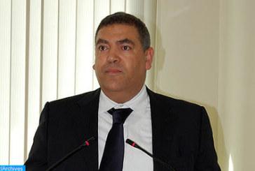 Le ministre de l'Intérieur préside à Kénitra la cérémonie de sortie de la 52è promotion du cycle normal des agents d'autorité