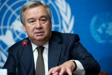 Mort d'un casque bleu marocain en RCA: le SG de l'ONU présente ses condoléances au Maroc