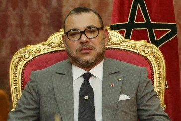 Fête du trône : SM le Roi reçoit un message de félicitations du président palestinien