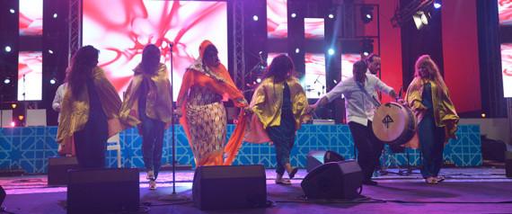 Cl ture du 10 me festival voix de femmes de t touan for Chambre de commerce tetouan