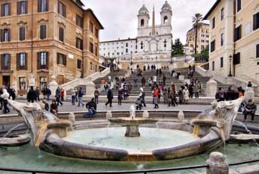 La sécheresse en Italie va entraîner huit heures de coupure d'eau par jour à Rome
