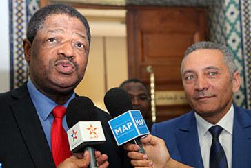 Le président de la Commission de la CEDEAO: l'apport du Maroc sera très enrichissant