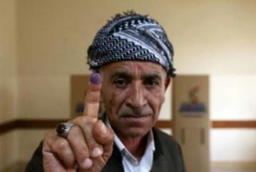 Irak: vote historique des Kurdes sur leur indépendance, risque d'escalade