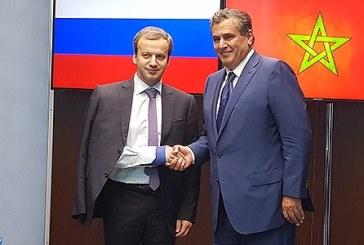 M. Akhannouch évoque avec le vice-Premier ministre russe à St-Pétersbourg les moyens de booster la coopération bilatérale