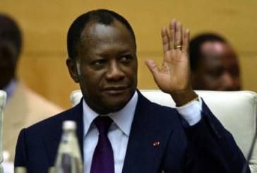 Alassane Ouattara décline la présidence de son parti