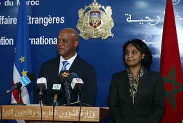 Le Cap Vert soutient l'adhésion du Maroc à la CPLP et la CEDEAO