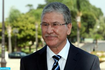 M. Louardi poursuit ses rencontres avec les représentants des centrales syndicales