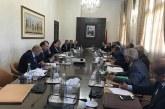 CGEM-Gouvernement : Séance de travail sur la relance de l'investissement et la création d'emplois