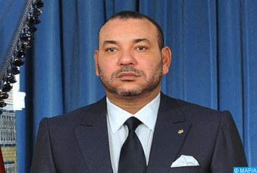 Message de condoléances et de compassion de SM le Roi au Président malgache suite au violent cyclone qui a frappé son pays
