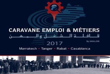 La Caravane emploi et métiers en octobre prochain à Casablanca