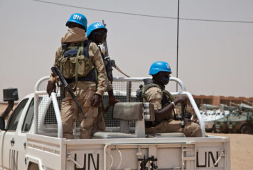 Mali: deux Casques bleus tués et deux autres blessés dans l'explosion d'une mine à Kidal