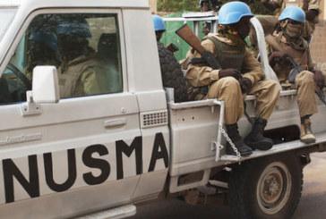 L'ONU condamne l'attaque à l'engin explosif contre un convoi de la MINUSMA au Mali
