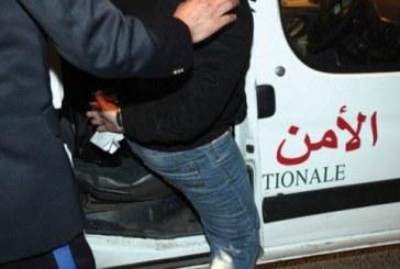 Oujda : interpellation en trois jours de 499 personnes pour divers crimes et délits