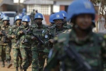Centrafrique: un Casque bleu marocain blessé dans le Sud-Est