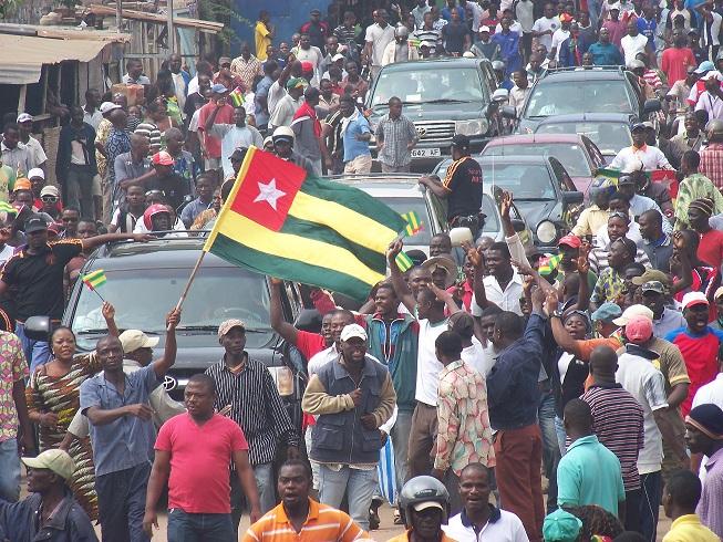 Togo : Plus de 100.000 personnes dans les rues pour réclamer la démission de Faure Gnassingbé