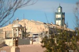 église et mosquée