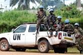 RDC: une base de l'ONU attaquée dans l'est, un Casque bleu tué
