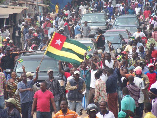 Togo : Nouvelle marche de l'opposition, le 18 octobre
