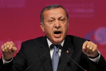 """Erdogan porte plainte contre un élu de l'opposition qui l'a traité de """"dictateur fasciste"""""""