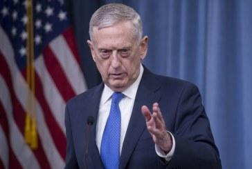 """Corée: le but de Washington n'est """"pas la guerre"""" selon James Mattis"""