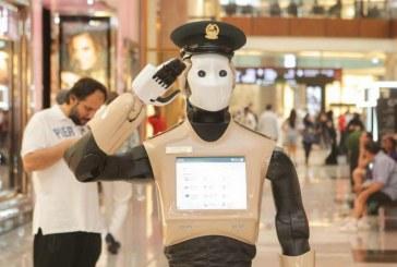 Taxis-volants, robots policiers, drones: Dubaï se voit en grande ville du futur