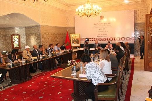 """""""Un regard européen sur l'Amérique Latine"""", thème d'une conférence-débat à l'Académie du Royaume du Maroc"""