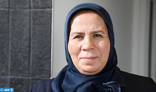 Le combat de la marocaine Latifa Ibn Ziaten porté au grand écran en France