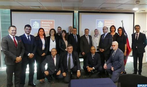 Mission exploratoire marocaine de haut niveau au Chili, Maroc Export à la conquête de nouveaux marchés